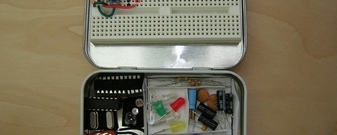Altoids Tin Electronics Lab Thumbnail Image