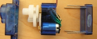 Modifying Tower Pro SG-90 Servos for Continuous Rotation Thumbnail Image